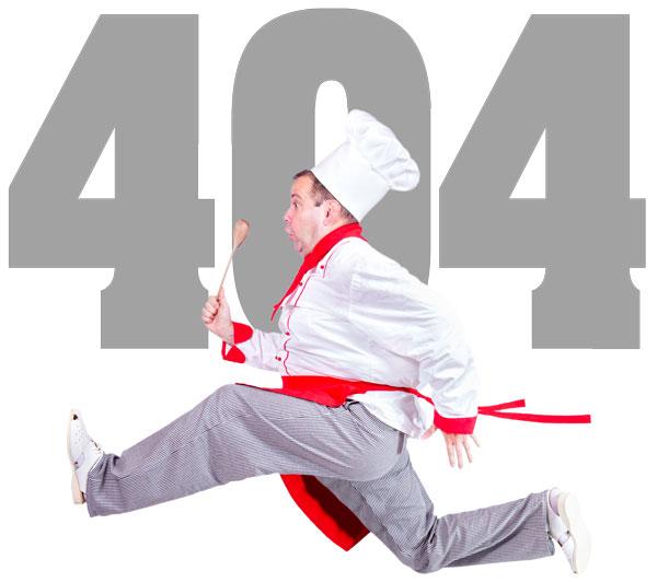 Chef 404